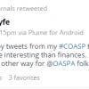 Aileen-Fyfe-Tweet-COASP-UopenJournals